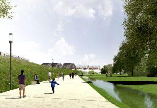 Pleinen en parken: 2027