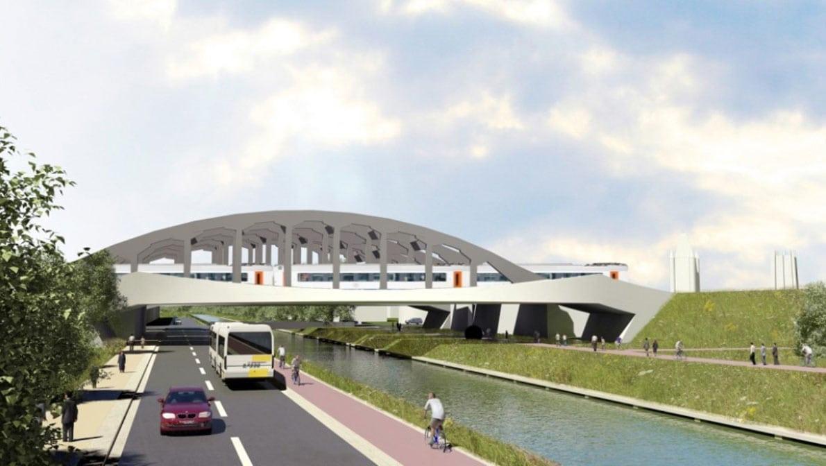 Spoorbypass klaar: 2020