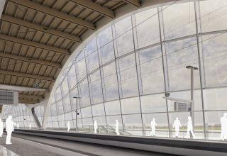 Stationsgebouw klaar: 2027