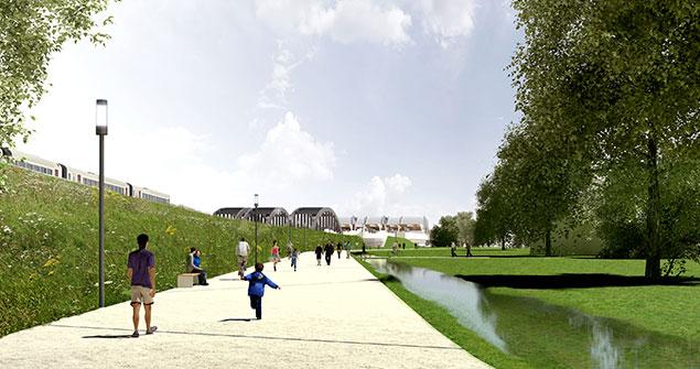 Toekomstbeelden: het nieuwe Colomapark