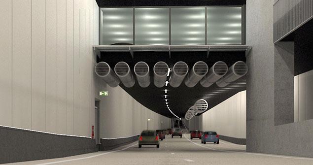 De tangenttunnel in de toekomst